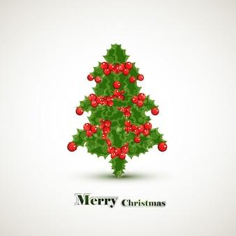 Árvore de Natal bonita