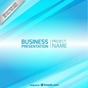 Azul linhas abstratas fundo do negócio