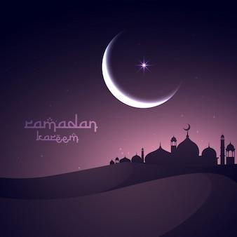 bela eid festival santo e fundo ramadan