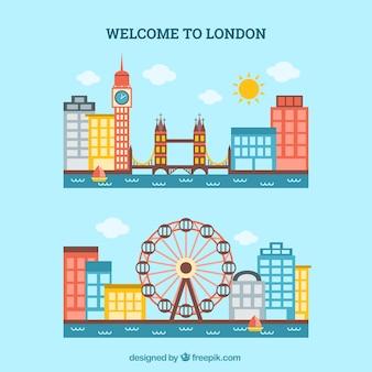 Bem-vindo a Londres