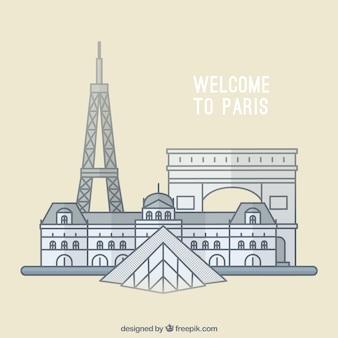 Bemvindo a Paris