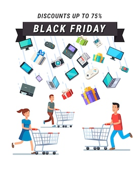 Black Friday Sale advert banner