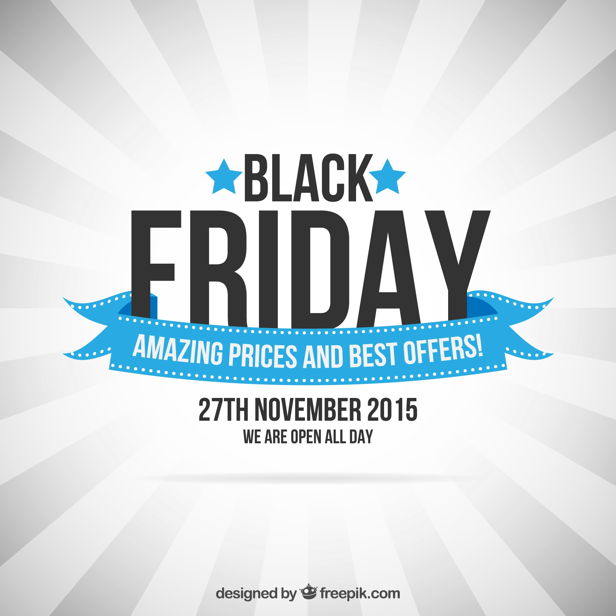 Black Friday venda fundo
