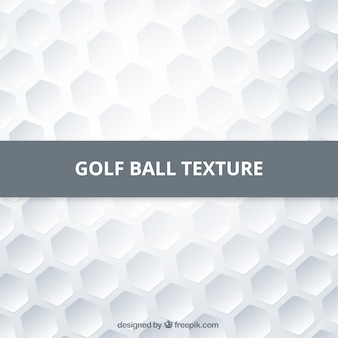 Bola de golfe textura