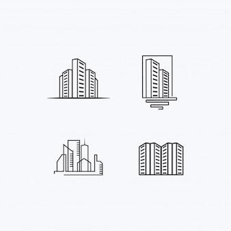 Building logo collecti