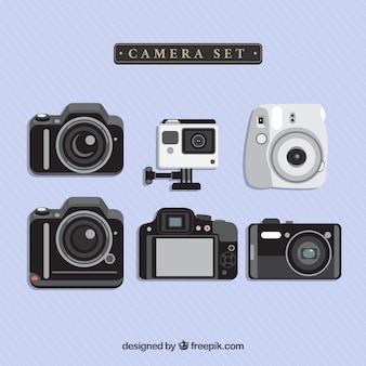 Câmera Digital Set