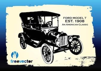 carros antigos ford