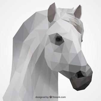 Cavalo poligonal
