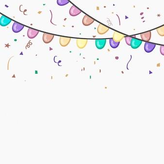 Celebração comemore colorido evento sazonal