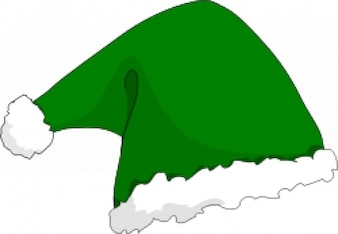 chapéu de elfo