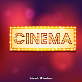 Cinema retro marquise