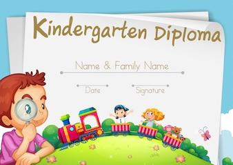 Clip educação pequeno fundo criança