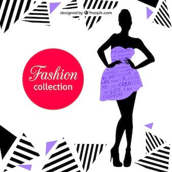 Coleção de moda