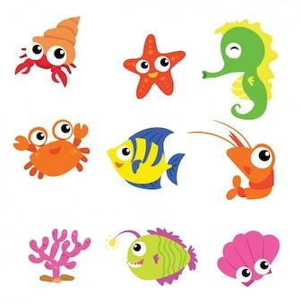 Resultado de imagem para peixe desenho colorido