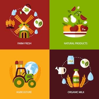Coleção projetos agrícolas