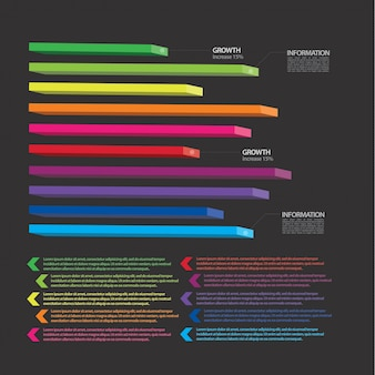 Coleta de elementos de Infographic