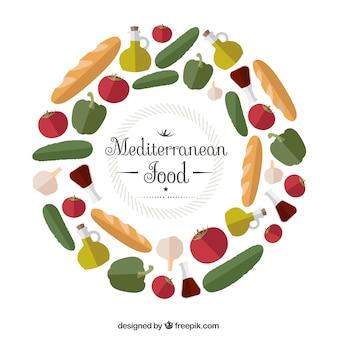 Comida mediterrânica