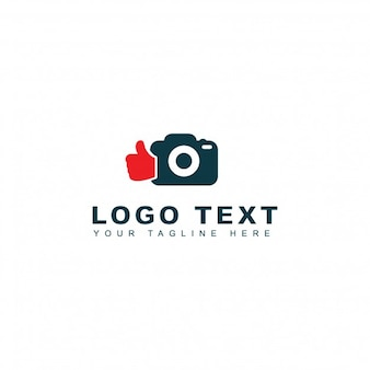 Como o logotipo da foto