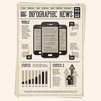 Conjunto de Elementos de Infographic