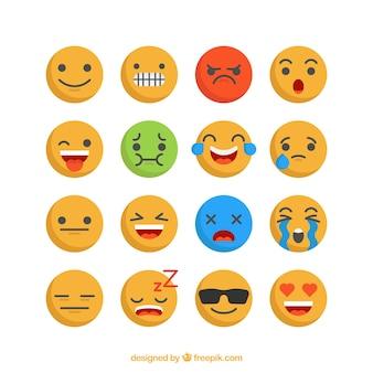Conjunto Emoticon
