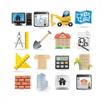 Construção Icon Collection
