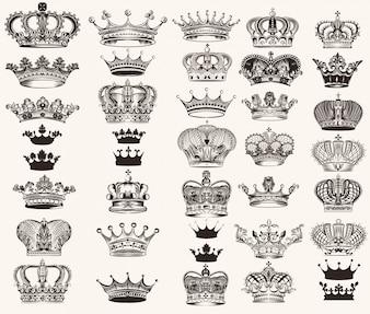 Crown projeta a coleção