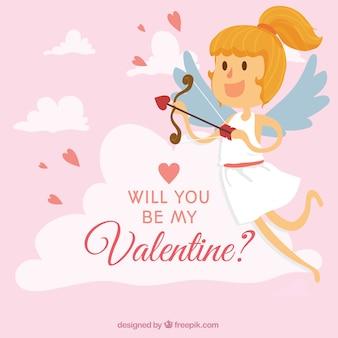 Cupido Funny girl