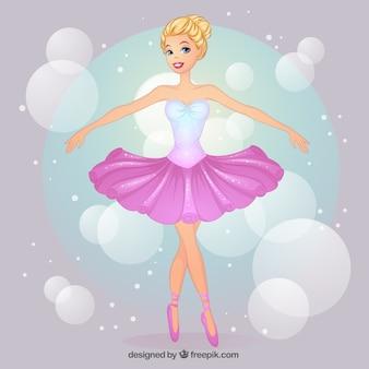 Desenho dancer muito ballet