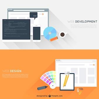Desenvolvimento web e design