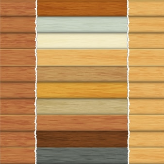 Design de coleta de madeira