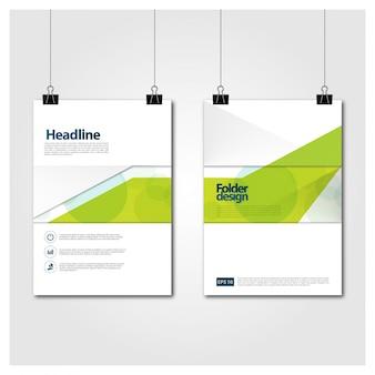 Design de modelo de cartaz