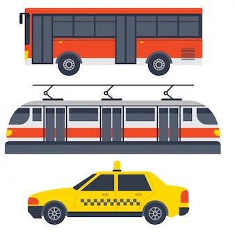 Design de veículos de transporte