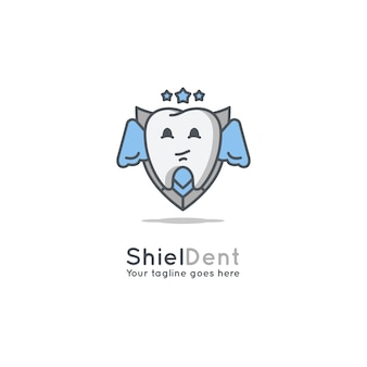 Design do logotipo dental