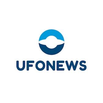 Design do logotipo Ufo
