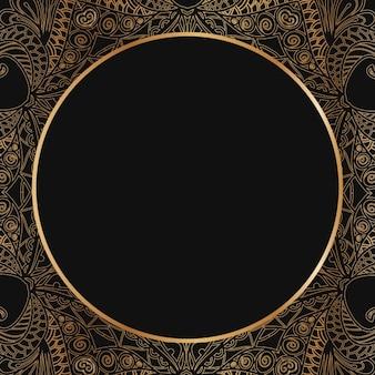 Design do quadro de Ouro