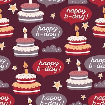 Design padrão de aniversário