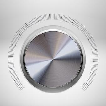 Dial design de botão