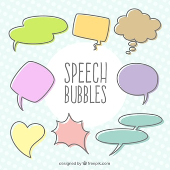 discurso bonito das bolhas