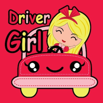 Driver backround