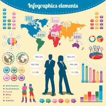 Elementos de Infographics