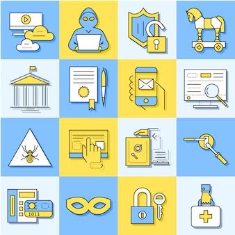 Elementos de segurança da Internet