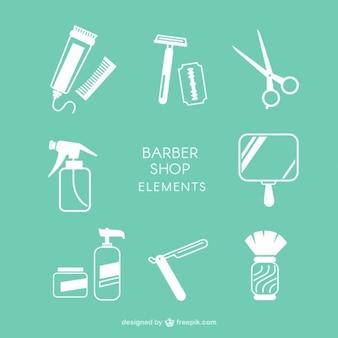 elementos do barbeiro