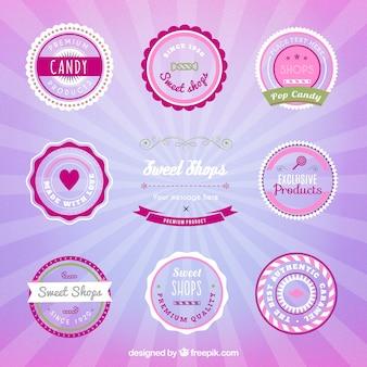 Emblemas doces