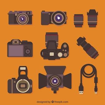 Equipamentos para fotografia