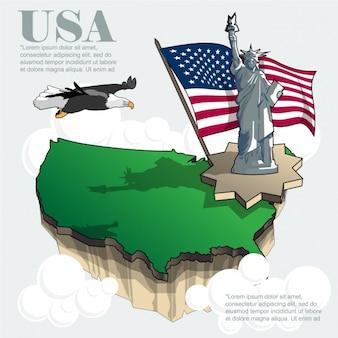 Estados unidos, turismo