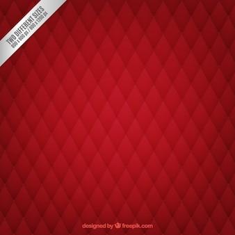 Estofados fundo na cor vermelha