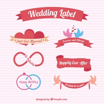 Etiquetas Wedding designs