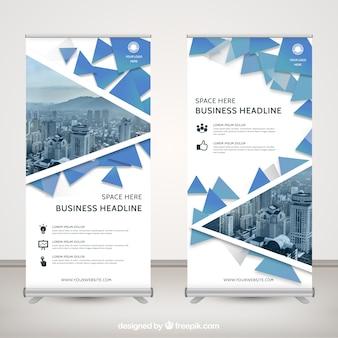 Faça negócios com triângulos