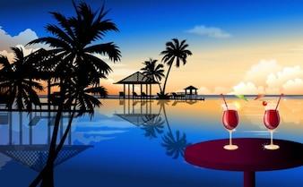 férias exóticas