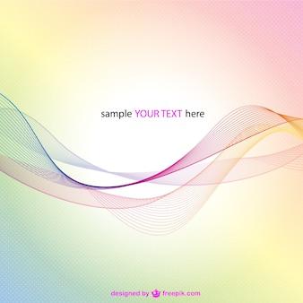 Free vector imagem abstrata